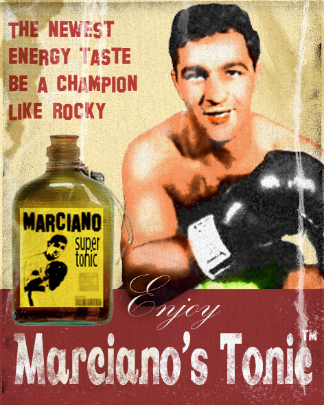Rocky Marciano's Super Tonic