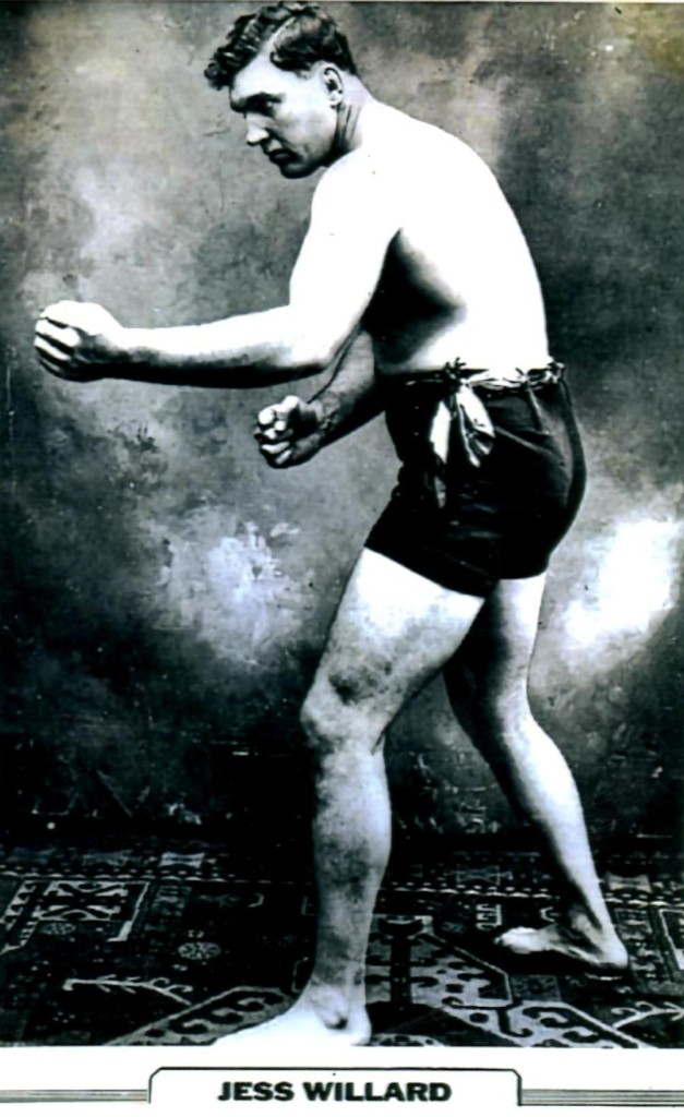 Heavyweight Champion Jess Willard