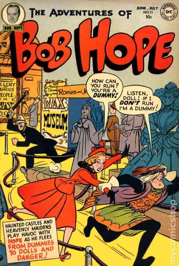 HOPEBob Hope Comics 14