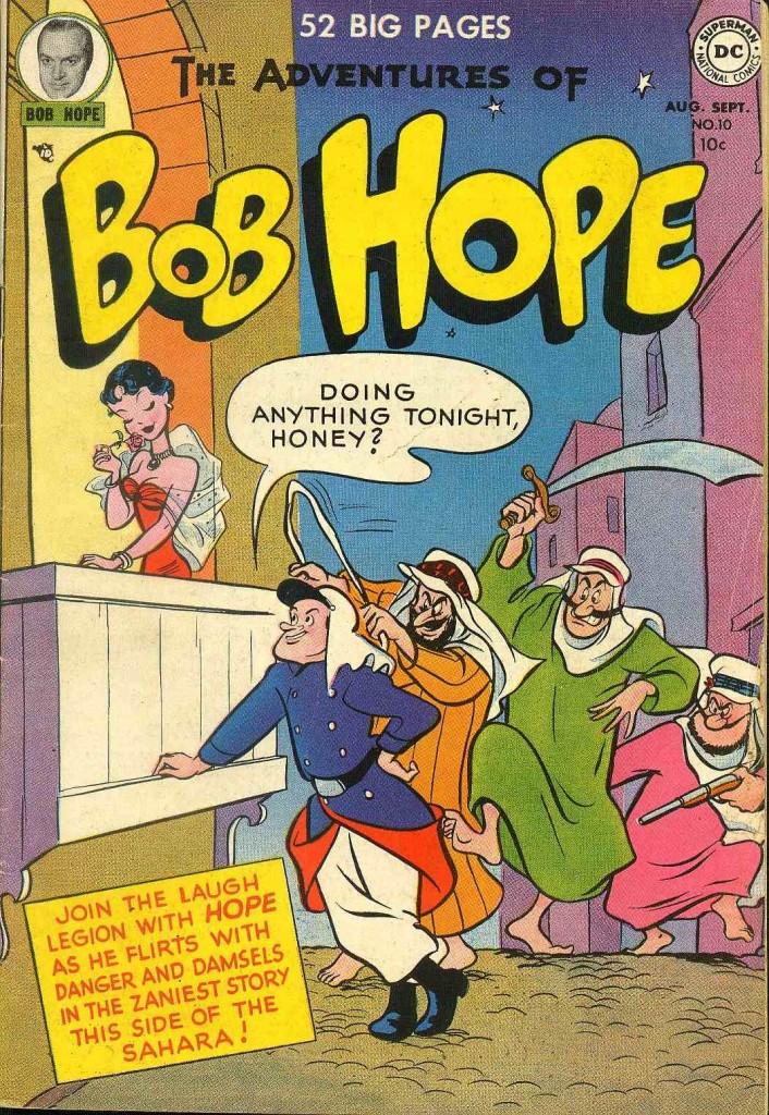 HOPEBob Hope Comics 16vv
