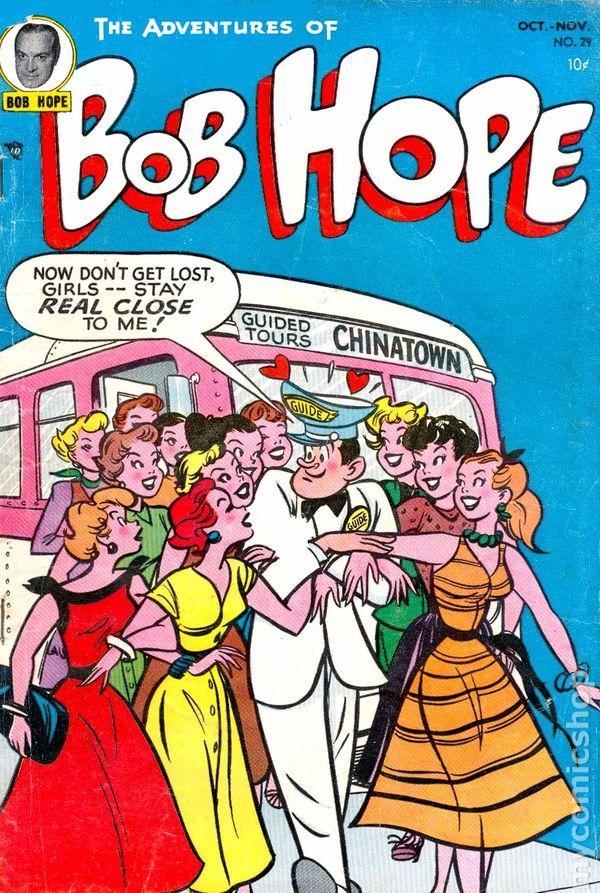 HOPEBob Hope Comics 20a