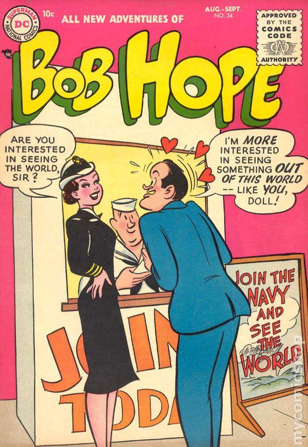 HOPEBob Hope Comics 31