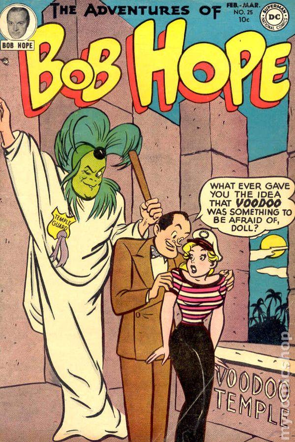 HOPEBob Hope Comics 32