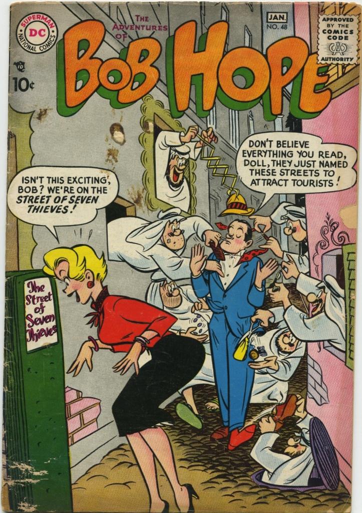 HOPEBob Hope Comics 33