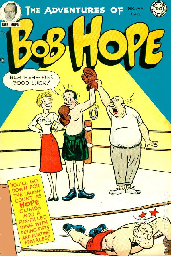 HOPEBob Hope Comics Boxingaaa
