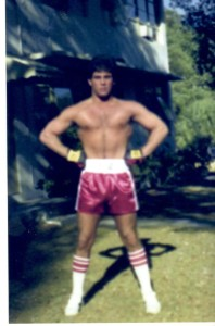 John Rinaldi Amateur Champion.