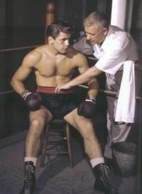 Former heavyweight contender Roland LaStarza