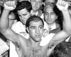 Heavyweight Champion Rocky Marciano
