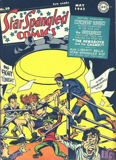 NEWBoxing Comic Book 3