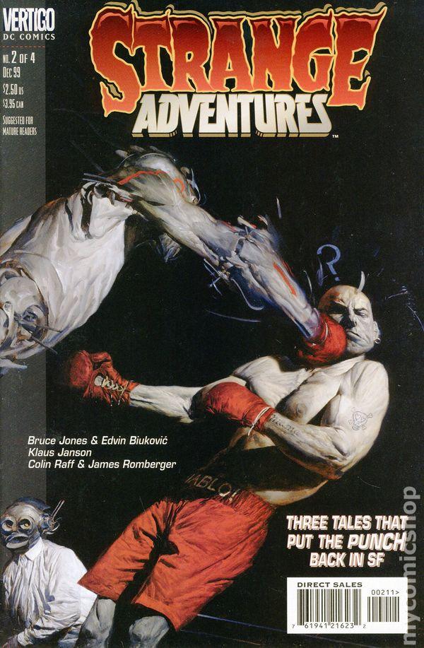 NEWBoxing Comic Book 4.