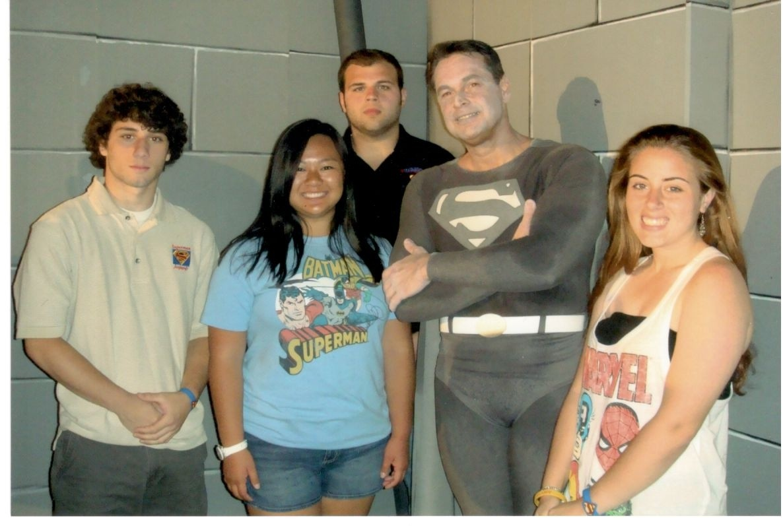 Superman Celebration Cousins 2