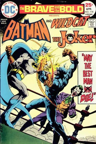 USABNWEBNOVBoxing comic batman vs. joker