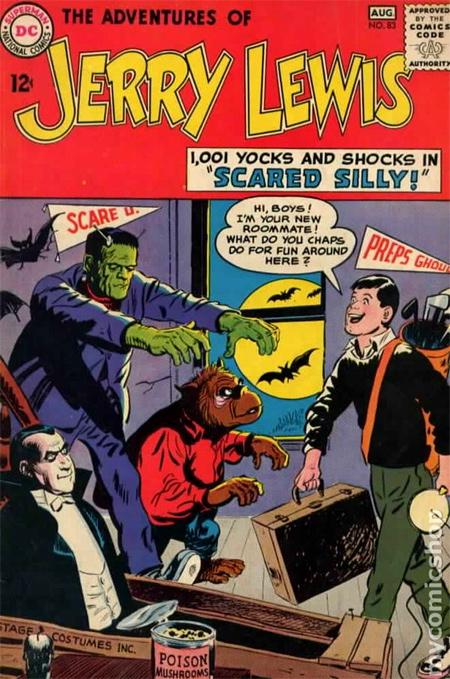 USABNWEBNOVJerry Lewis comic monsters