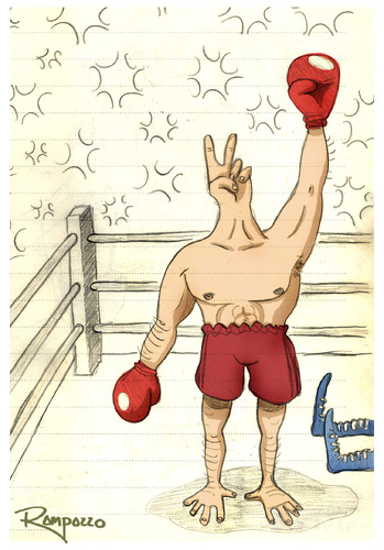 USABNWEBNOVboxer in Victory Cartoon.