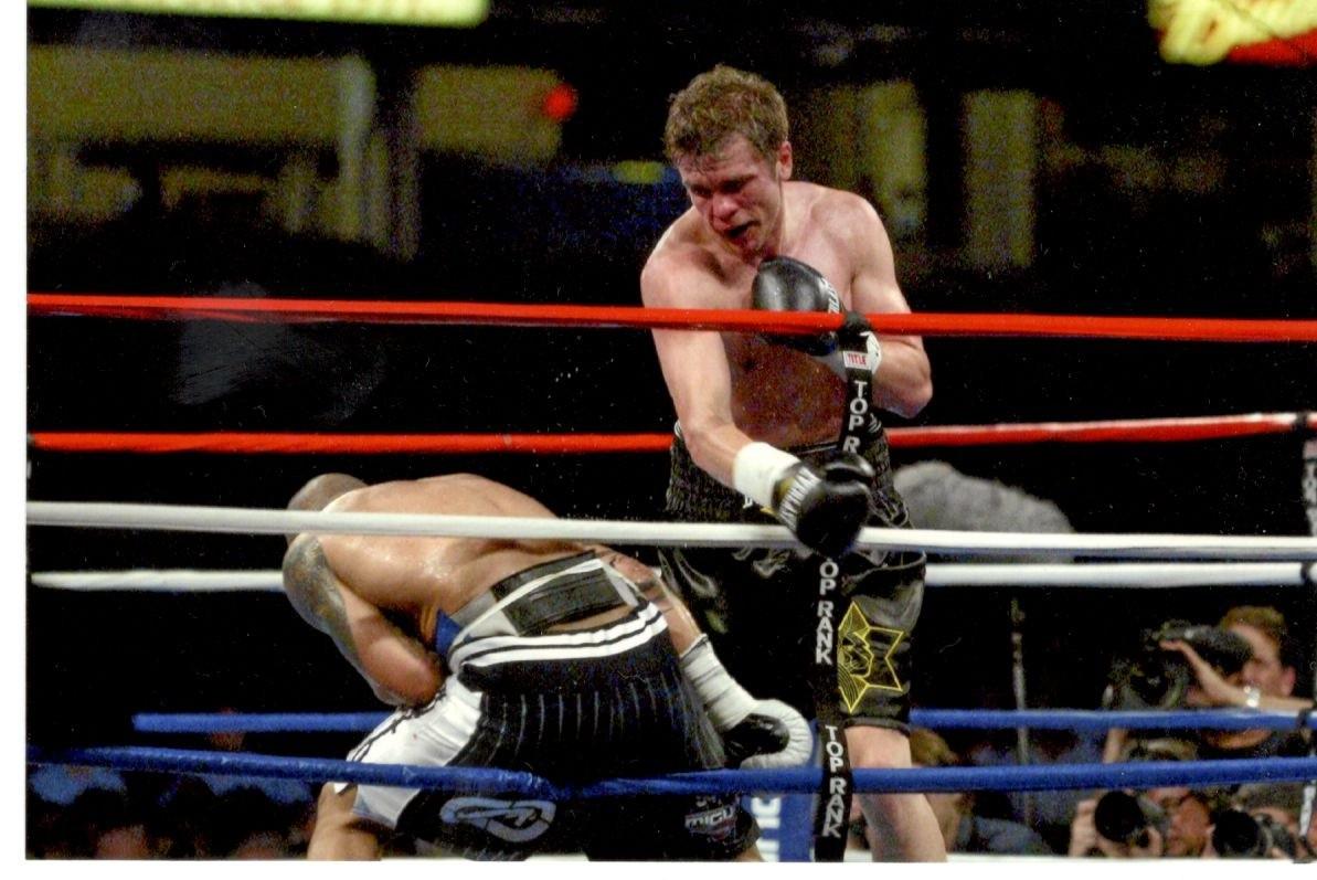 Yankee Stadium Fights 14