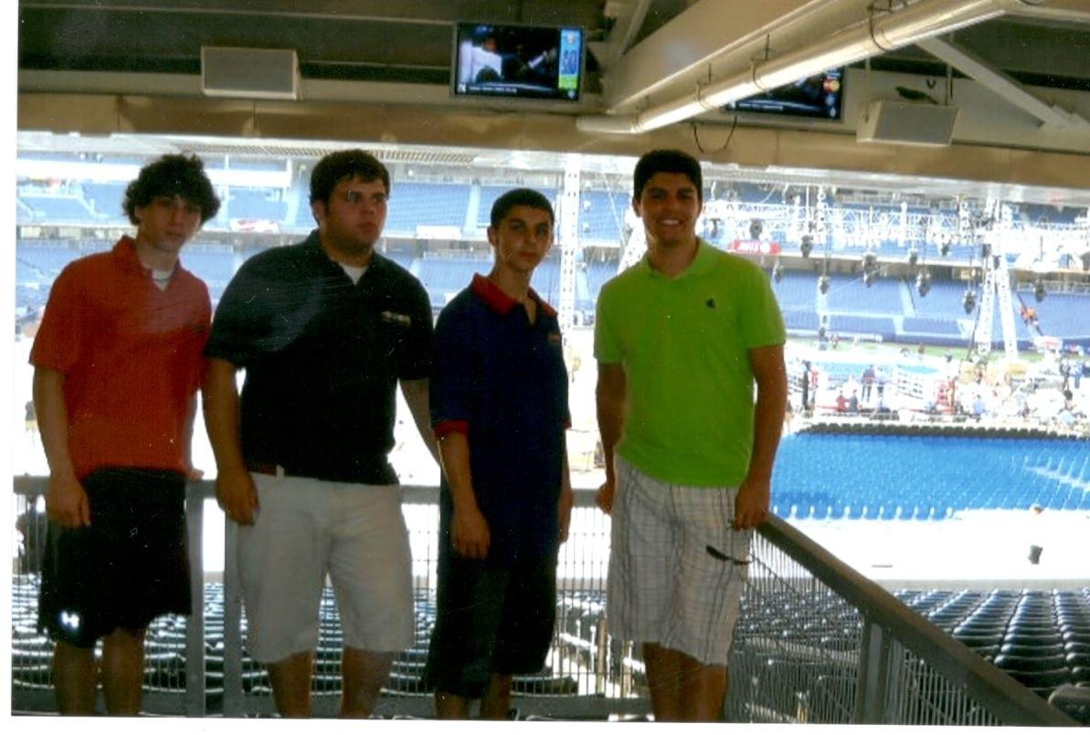 Yankee Stadium Fights 6