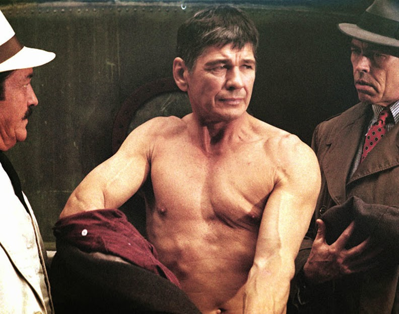 Charles Bronson in Hard Times