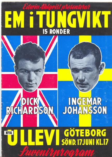 Fight Program - Johansson-Richardson.