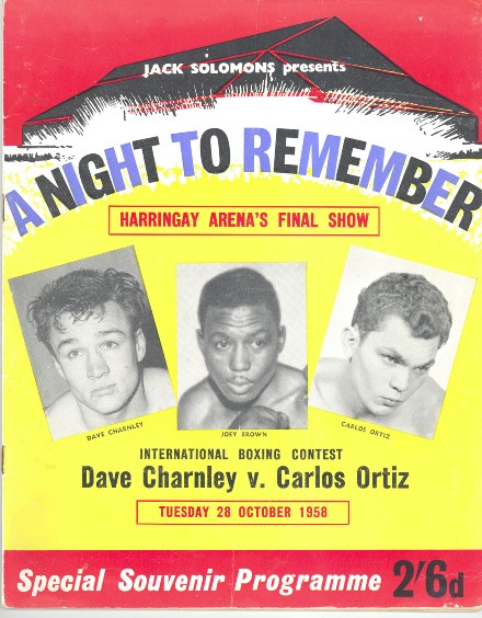 Fight Program - Ortiz-Charnley.