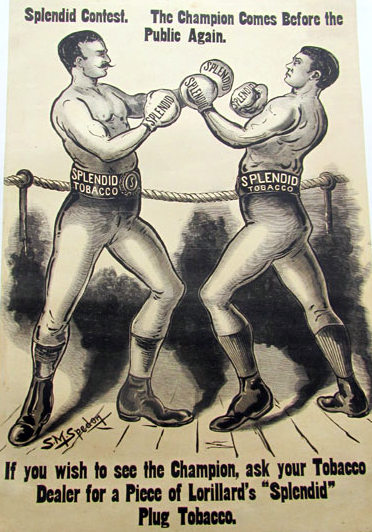Bare Knuckle Advertisement