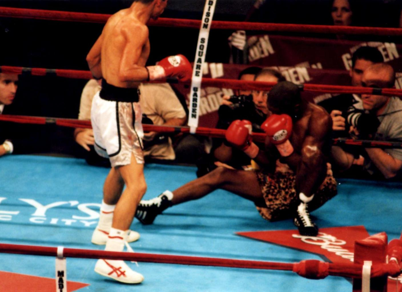 Fighters Lopez vs Petelo #2