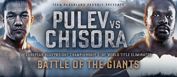 USABN Website May 13 -Pulev vs. Chisora fight poster.