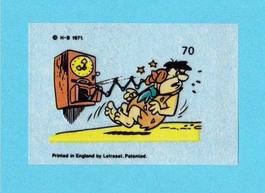 Boxing Cartoon - Fred Flintstone.