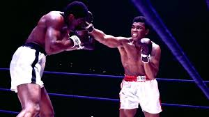 """On February 7, 1967, WBA heavyweight title holder Ernie Terrell (39-4) fought world champion Muhammad Ali (27-0) at the Hoston Astrodome, known as the """"Eighth Wonder of the World"""" back then."""