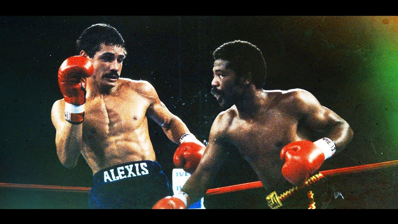 Aaron Pryor vs. Alexis Arguello 1982.