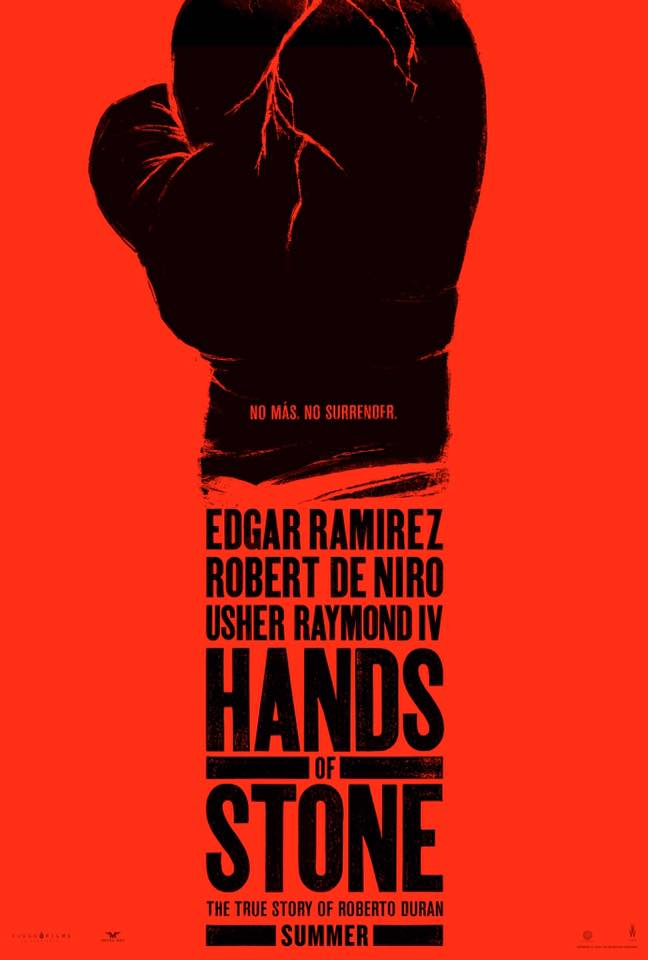 Hands of Stone Movie Poster 1.