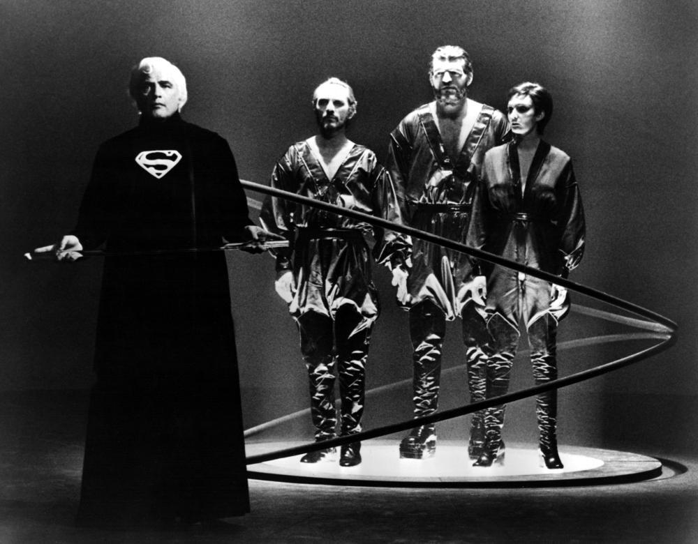 SUPERMAN, Marlon Brando, Terence Stamp, Jack O'Halloran, Sarah Douglas, 1978