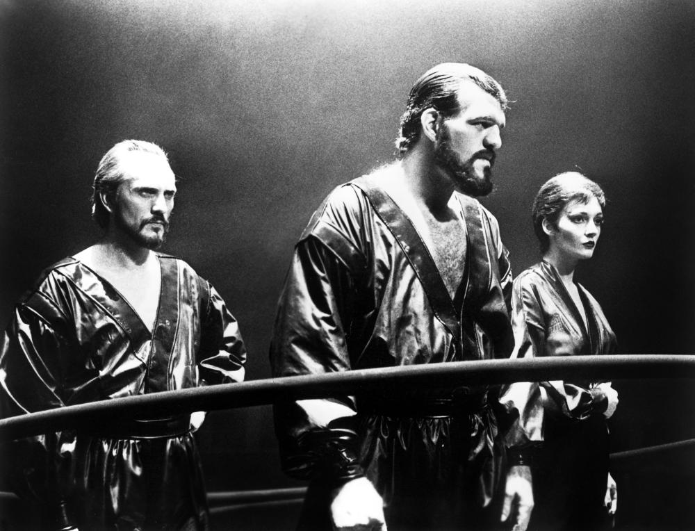 SUPERMAN II, Terence Stamp, Jack O'Halloran, Sarah Douglas, 1980 (CLICK PHOTO TO SEE SCENES FEATURING THE KRYPTONIAN VILLAINS)