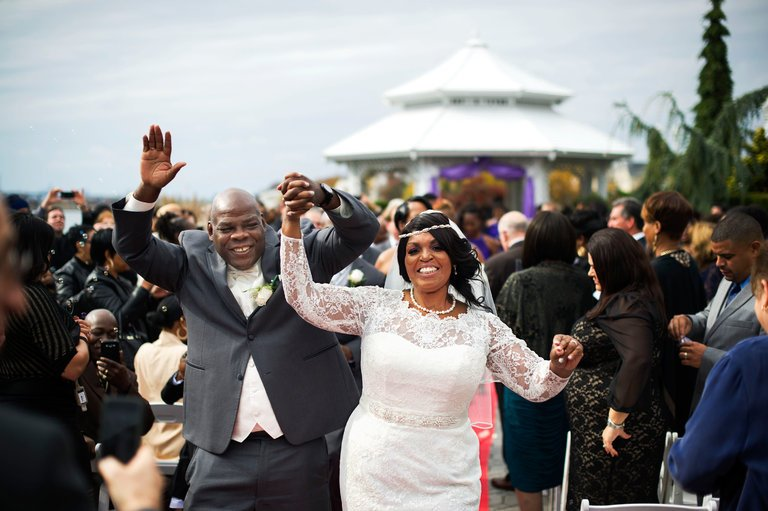Iran Barkley wedding to Pamela Graham