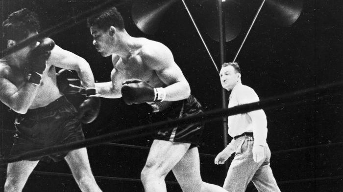 Louis-Schmeling II fight