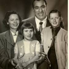 Primo Carnera and his family