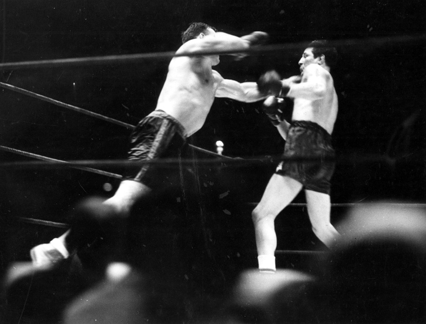 Primo Carnera opens up on Max Baer.