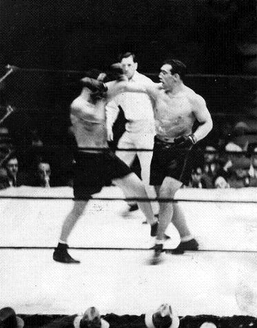 Primo Carnera vs. Jim Maloney II - 3-5-1931.
