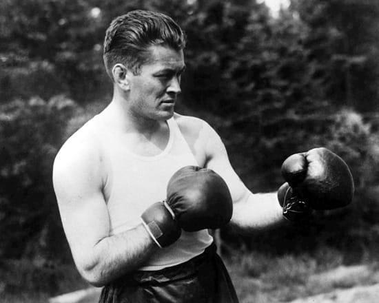 Heavyweight champion Gene Tunney in 1927.