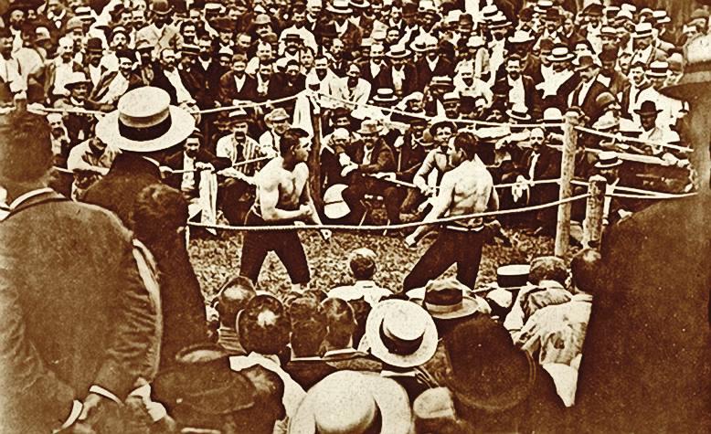 BOXING'S LONGEST DAY: SULLIVAN V. KILRAIN, JULY 8, 1889
