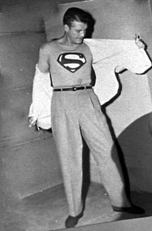 """Former boxer George """"Superman"""" Reeves"""