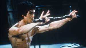 Bruce Lee - Amazing Superhuman Speed. CLICK PHOTO TO SEE VIDEO OF HIS SPEED)