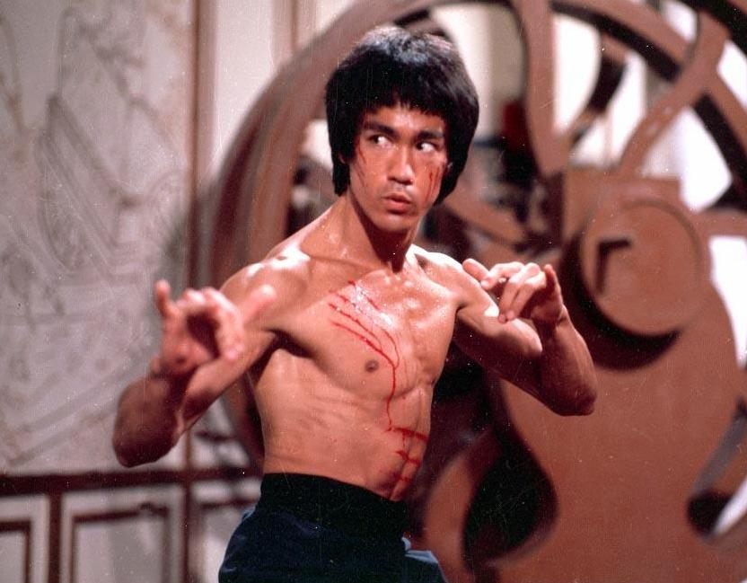 Bruce Lee - Be Like Water CLICK PHOTO TO VIEW UPCOMING SHOW)