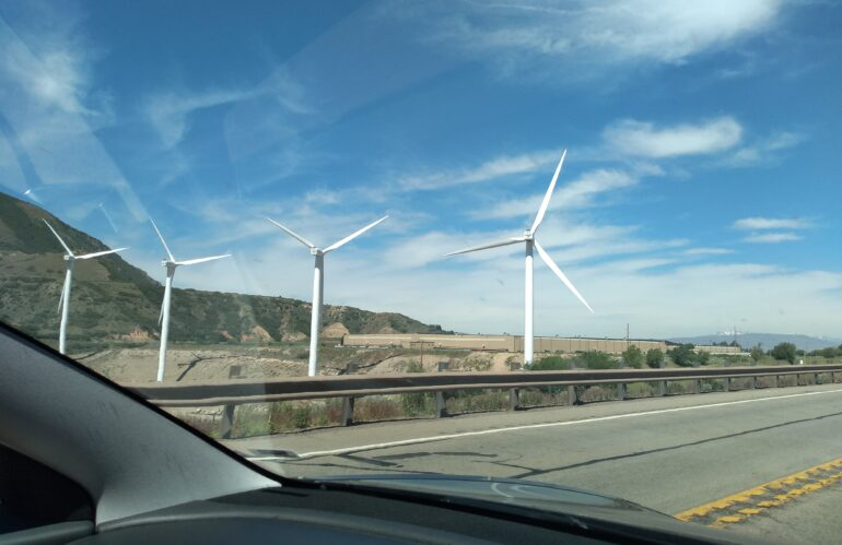 Real Life Model 3 Road Trip:  Day 4  – Our own private Idaho