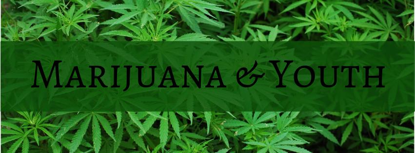 Marijuana & Youth–Unpacked