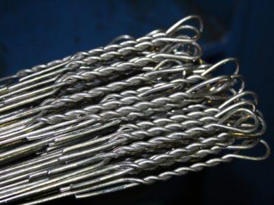 Single Loop Bale Ties