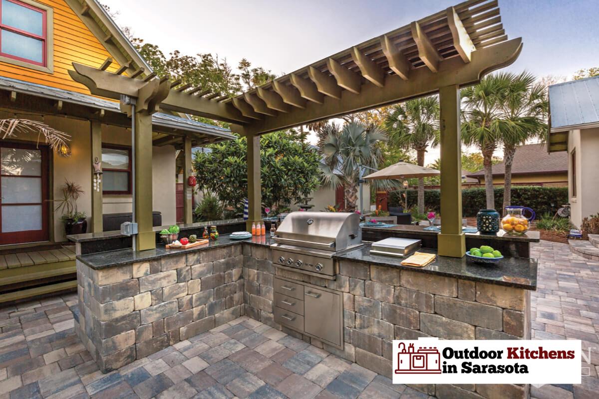 Outdoor Kitchen Design Sarasota
