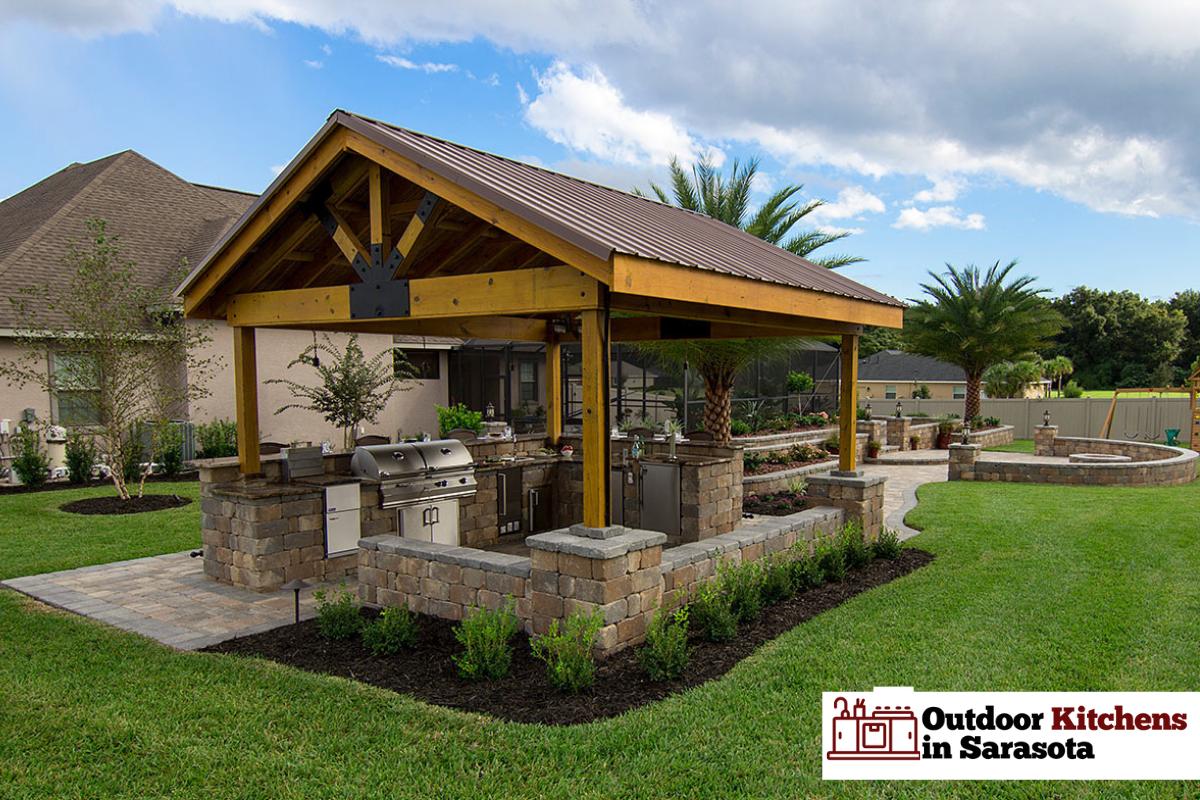 Tremeron Outdoor Kitchens