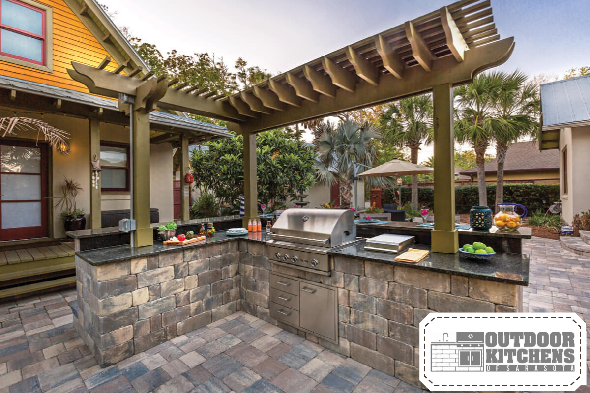 Outdoor Kitchens for Sarasota