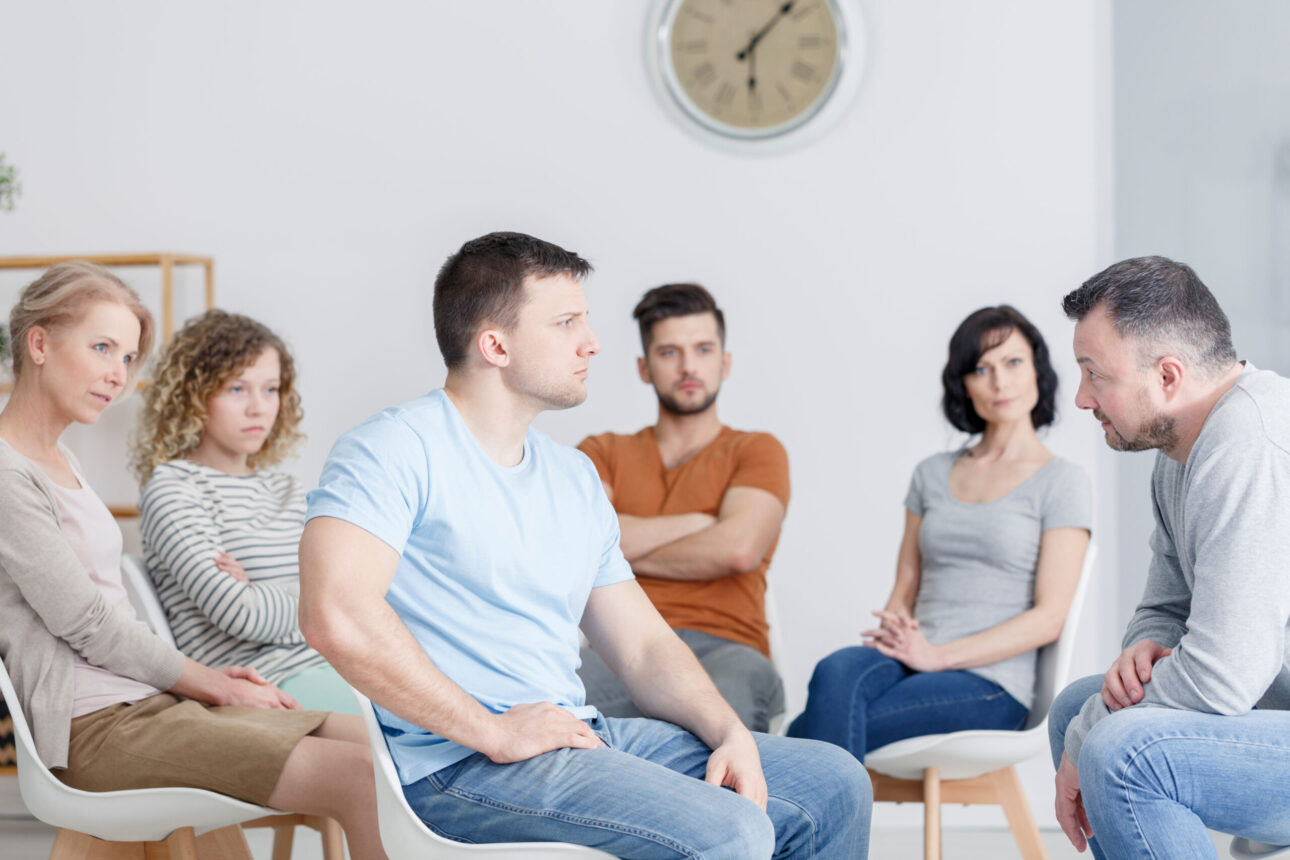 how to perform an intervention for a drug addict