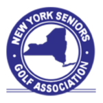 New York Seniors Golf Association logo
